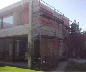 Ampliación casa García