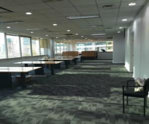 Remodelación oficinas Prosegur Ciudad Empresarial